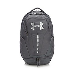 Under Armour - Dark grey 'Hustle 3.0' backpack