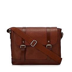 Hammond & Co. by Patrick Grant - Tan leather satchel