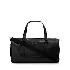 Hammond & Co. by Patrick Grant - Black leather holdall