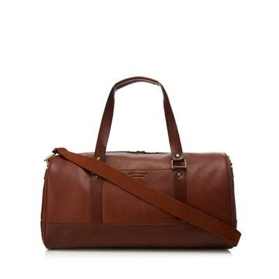 Hammond & Co. By Patrick Grant   Tan Leather Holdall by Hammond & Co. By Patrick Grant