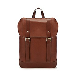 Hammond & Co. by Patrick Grant - Tan leather backpack