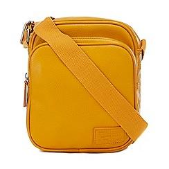 Red Herring - Mustard cross body bag
