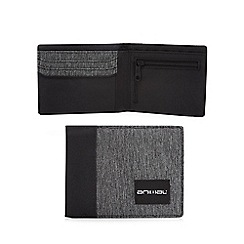 Animal - Grey textured wallet