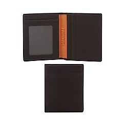 Mantaray - Brown leather wallet