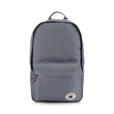 Converse   Grey Logo Detail Backpack by Converse