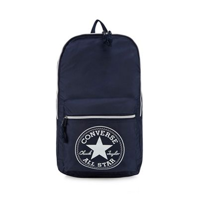 Converse Navy packable backpack  42222e84aad3b