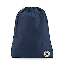 Converse - Navy cinch sack