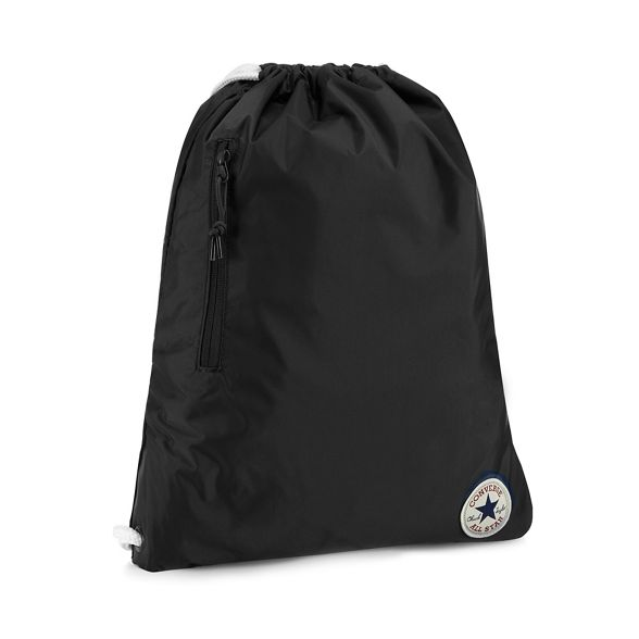 Converse cinch cinch Black sack sack Converse Black 4TtnPxq4