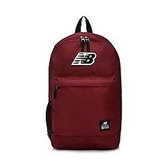 New Balance - Wine 'Classic' backpack