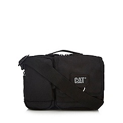 Caterpillar - Black 'Ramsey' messenger bag