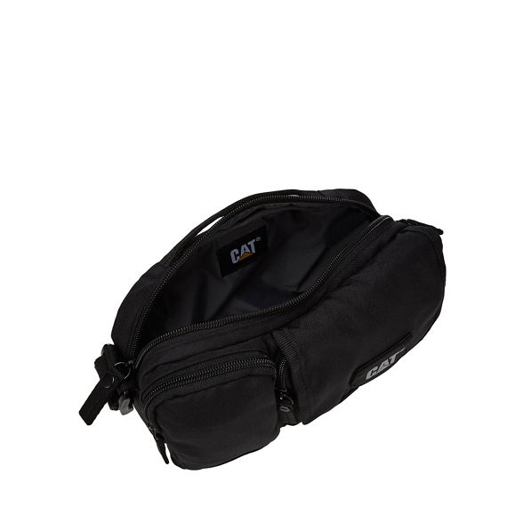 bag messenger Caterpillar Black 'Ramsey' Black Black messenger 'Ramsey' Caterpillar Caterpillar bag 'Ramsey' messenger bag wfnq1CTp