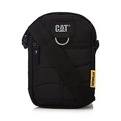 Caterpillar - Black 'Rodney' cross body bag