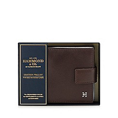 Hammond & Co. by Patrick Grant - Tan leather billfold wallet