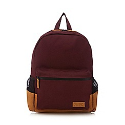 Red Herring - Wine red backpack