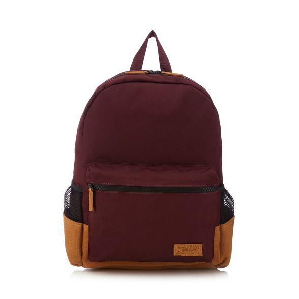 Red Herring Red red Wine backpack Herring Zqpw547