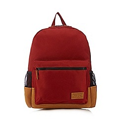 Red Herring - Orange backpack