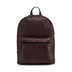Red Herring - Dark red backpack