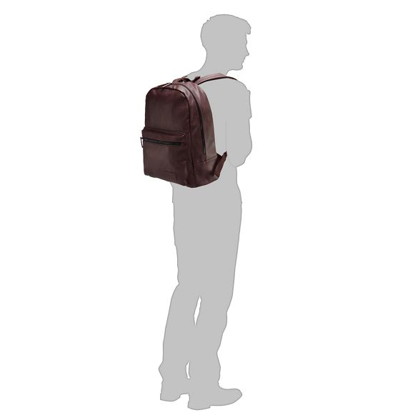 Dark red backpack Red Red Herring Herring StxwFaxqRI