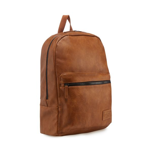Herring Red Tan backpack Herring Tan Red xFE47