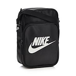 Nike - Black Logo Cross Body Bag