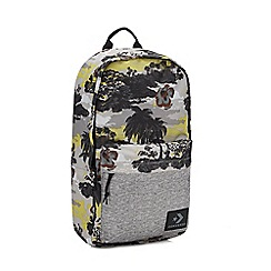 Converse - Dark Grey Tropical Backpack