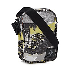 Converse - Dark Grey Tropical Cross Body Bag