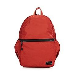 Red Herring - Red badge backpack