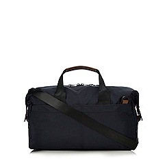 Red Herring - Navy holdall bag