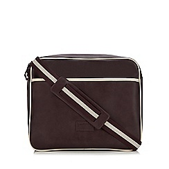 Red Herring - Wine red dispatch bag