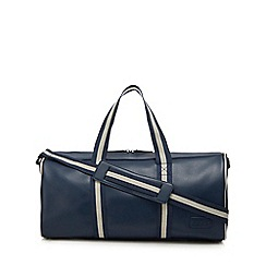 Red Herring - Navy large holdall bag