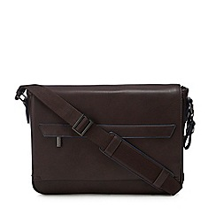 J by Jasper Conran - Brown tipped dispatch bag