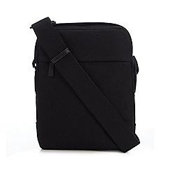 a63b21363e7 J by Jasper Conran - Black canvas cross body bag