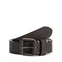 Red Herring - Grey Skinny Belt