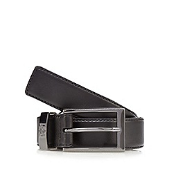 Jeff Banks - Black crown belt