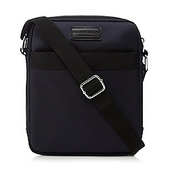 Hammond & Co. by Patrick Grant - Navy cross body bag