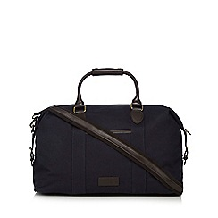 Hammond & Co. by Patrick Grant - Navy twill holdall bag