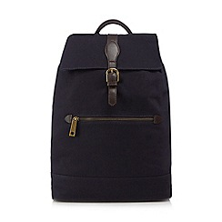Hammond & Co. by Patrick Grant - Navy twill backpack