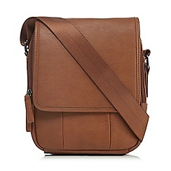 The Collection - Tan shoulder city bag