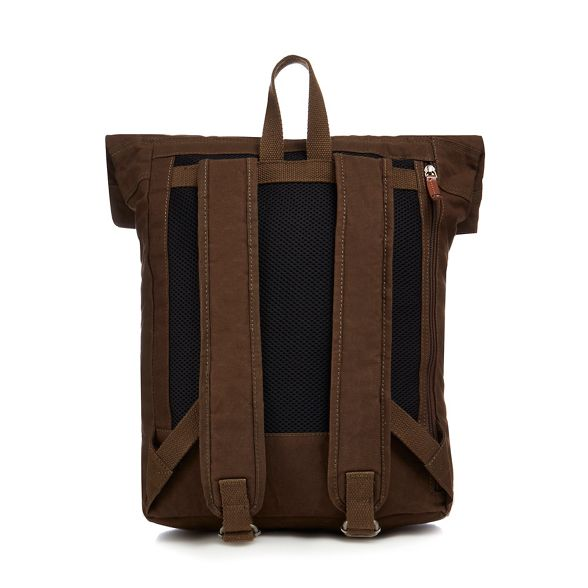 Khaki RJR John canvas backpack Rocha wqFCgznxH