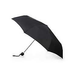 Fulton - Black mini umbrella