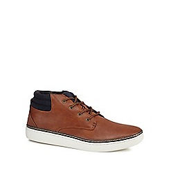 Red Herring - Tan 'Carter' Chukka boots