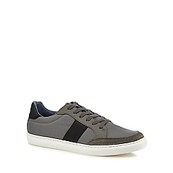 Red Herring - Grey 'Cannes' trainers