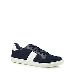 Red Herring - Navy 'Cannes' trainers