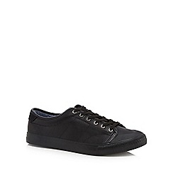 Red Herring - Black 'Rouen' trainers