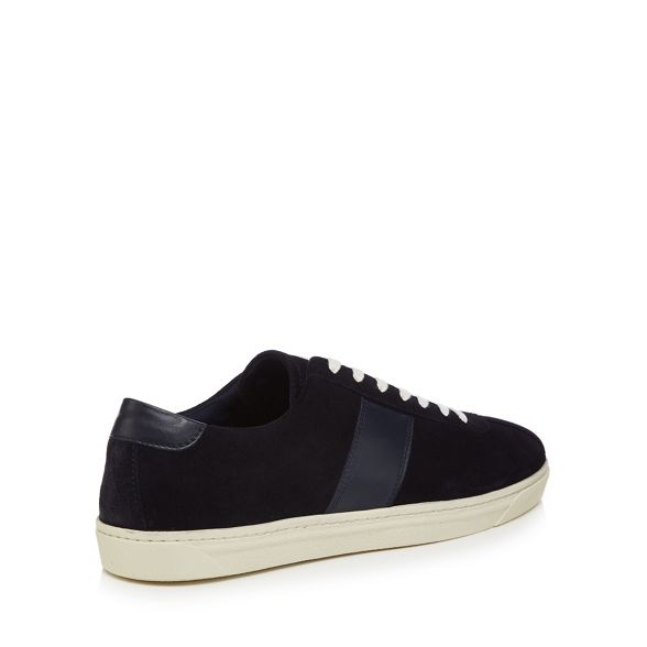 Grant by Patrick Hammond amp; trainers suede Co 'Richmond' Navy wfInHR