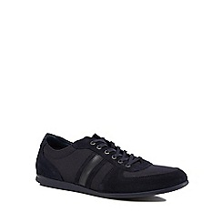 Red Herring - Navy 'Paris' trainers