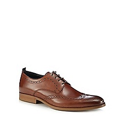 J by Jasper Conran - Tan leather 'Varenna' brogues