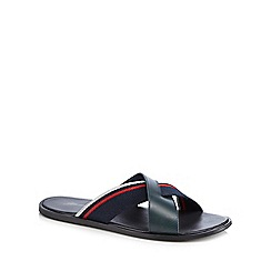 Mantaray - Navy 'Santorini' sandals