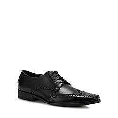 paolo sartori - Black leather 'Castello' brogues