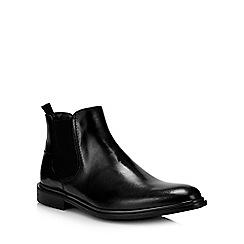 paolo sartori - Black Leather 'Mercutio' Chelsea Boots